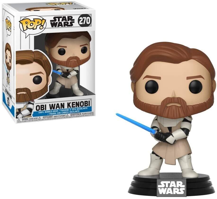 Funko Pop! Obi Wan Kenobi #270 - Star Wars