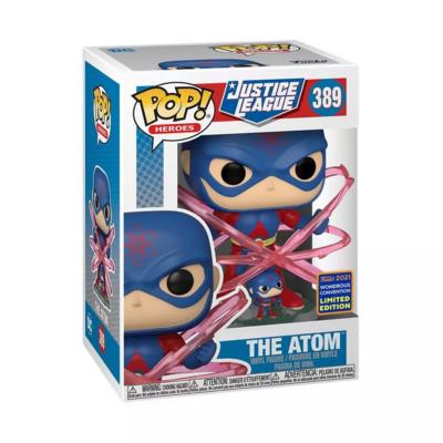 Funko Pop! The Atom #389 Justice League WonderCon