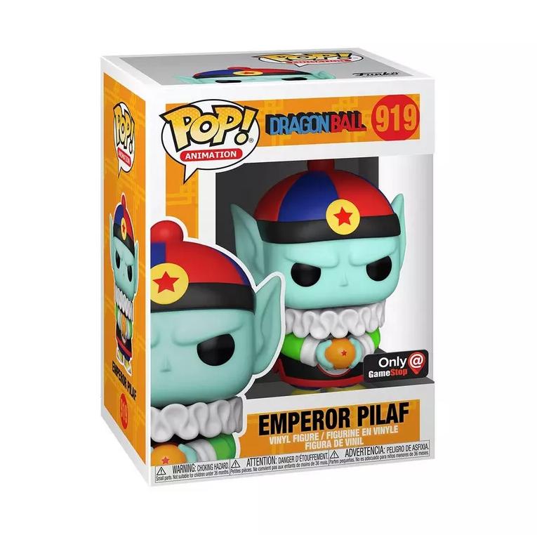Funko Pop! Emperador Pilaf #919 - Dragon Ball