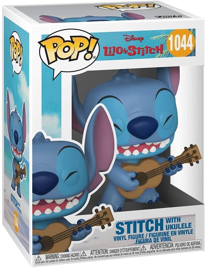 Funko Pop Stitch con Ukulele - Lilo & Stitch