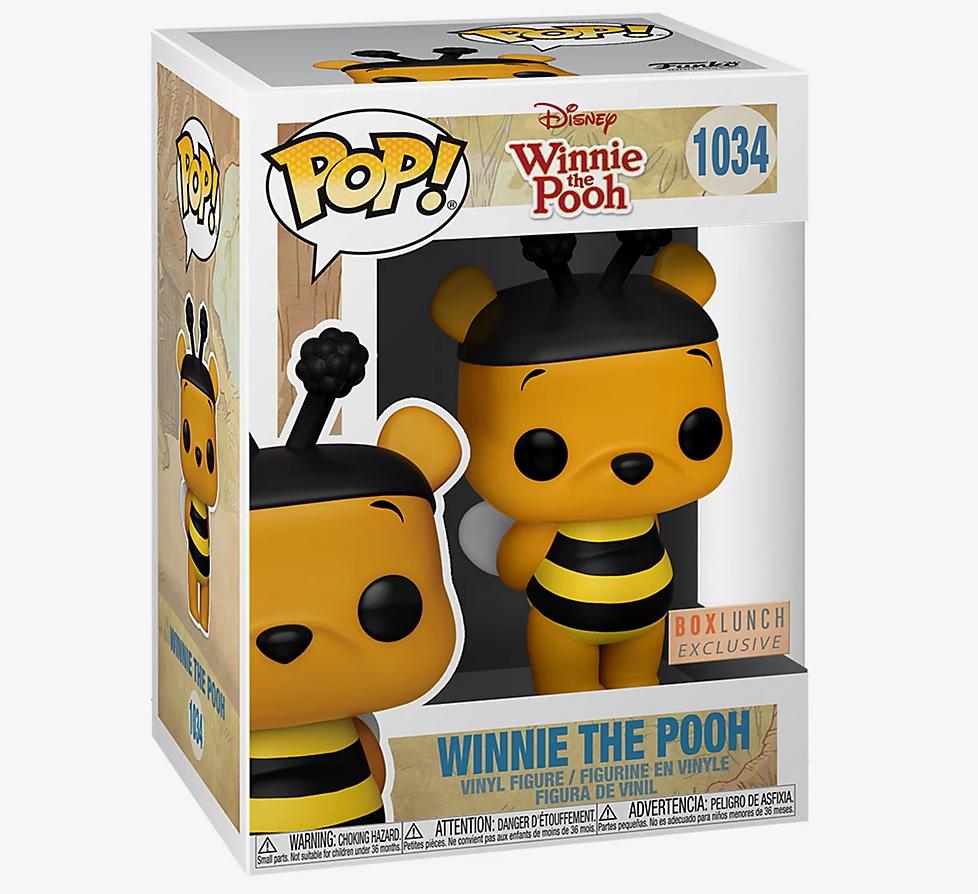 Funko Pop Winnie The Pooh Abeja