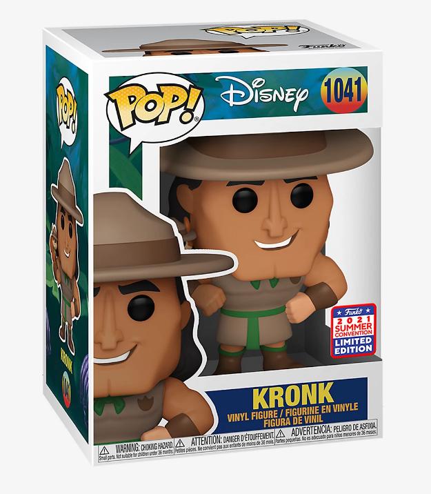 Funko Pop! Kronk - Las Locuras del Emperador