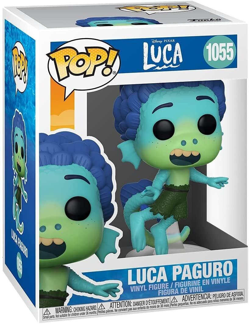Funko Pop! Luca Paguro #1055 (Sea Monster) - Disney Luca