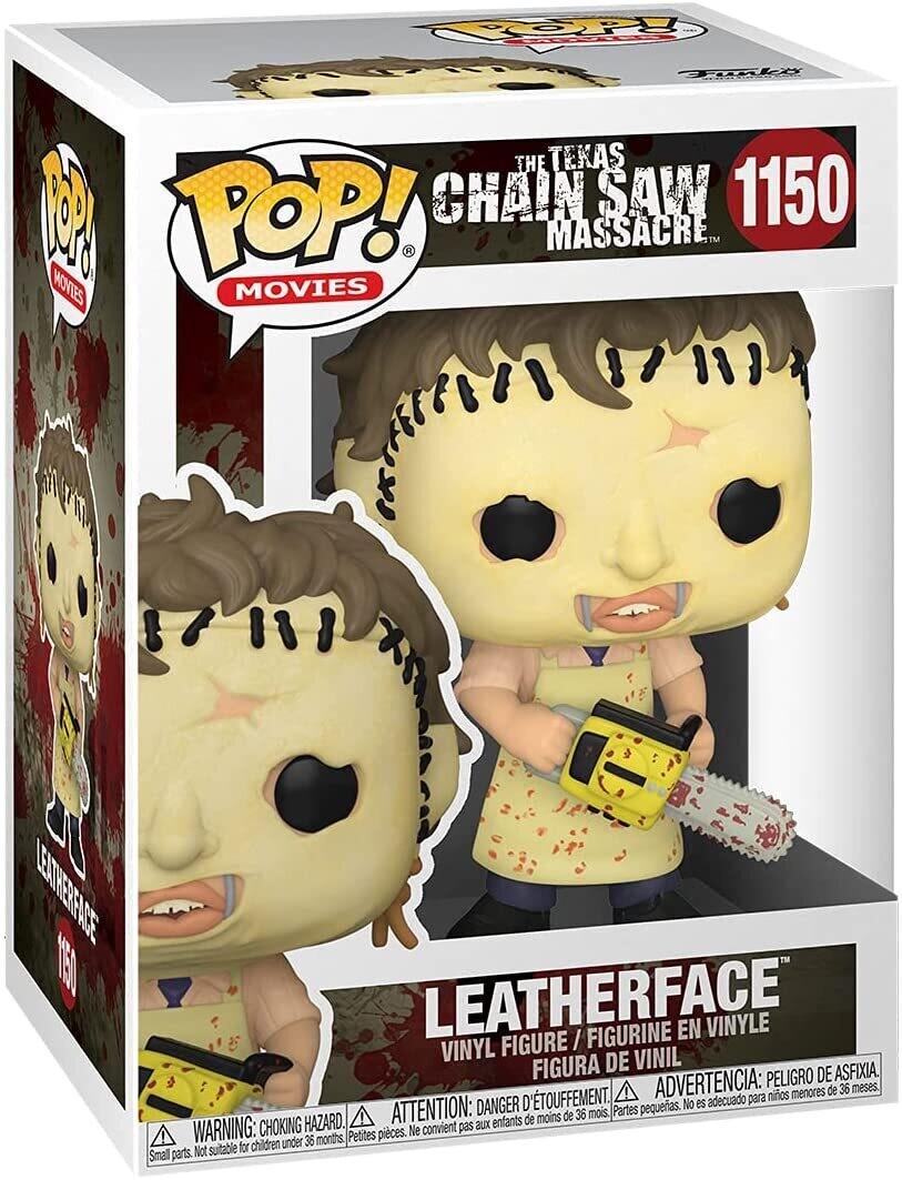 Funko Pop! Leatherface #1150 - Texas Chainsaw M