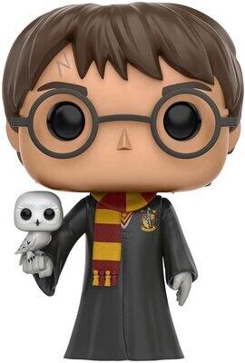 Funko Pop! Harry Potter con Hedwig #31