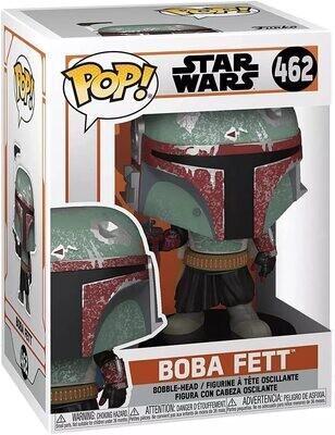 Funko Pop! Boba Fett #462 - Mandalorian Star Wars