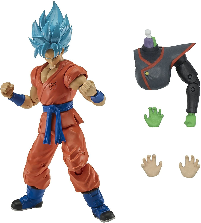 Figura Blue Goku Azul Super Saiyajin Dragon Stars