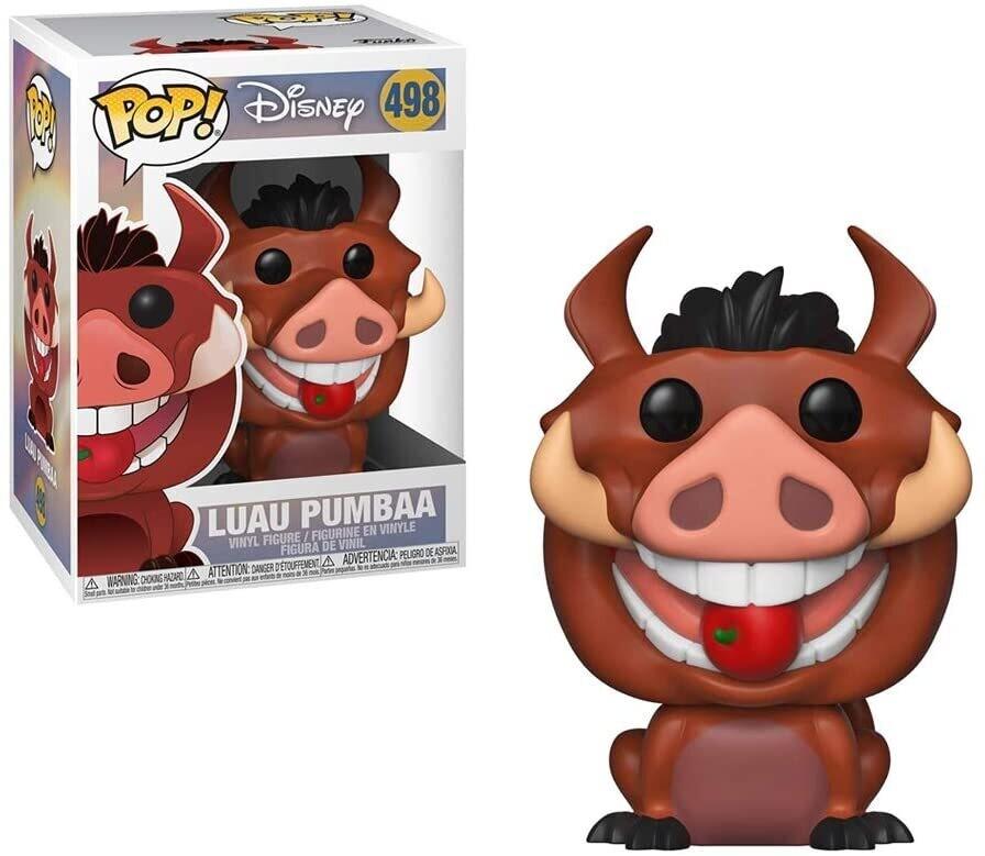 Funko Pop! Luau Pumbaa - El Rey León