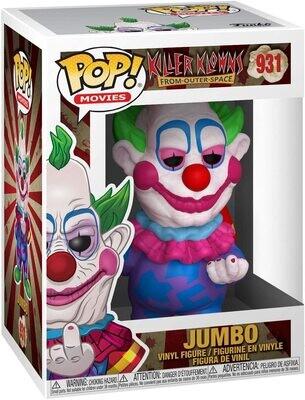 Funko Pop! Jumbo #931 - Killer Klowns Payasos Asesinos