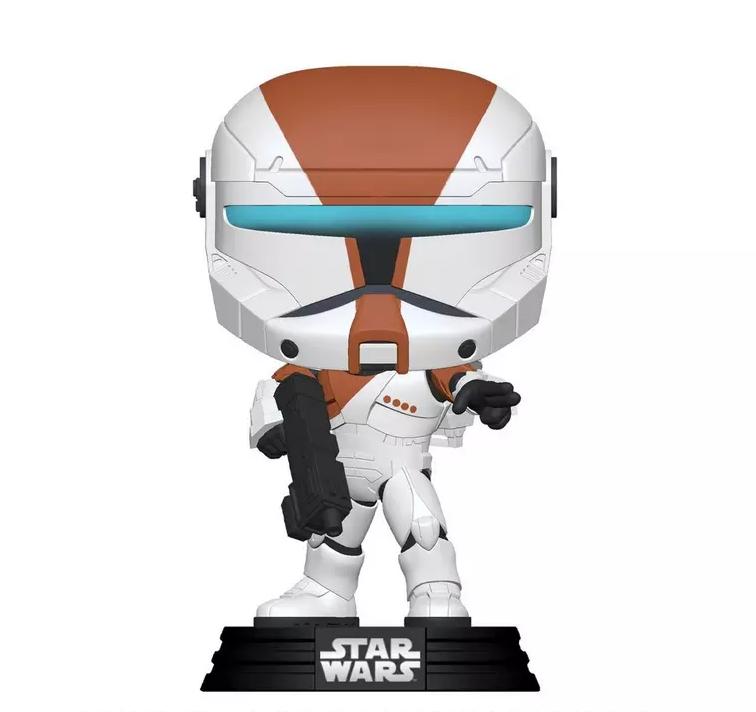 Funko Pop! Boss Star Wars - Republic Commando (Gitd)