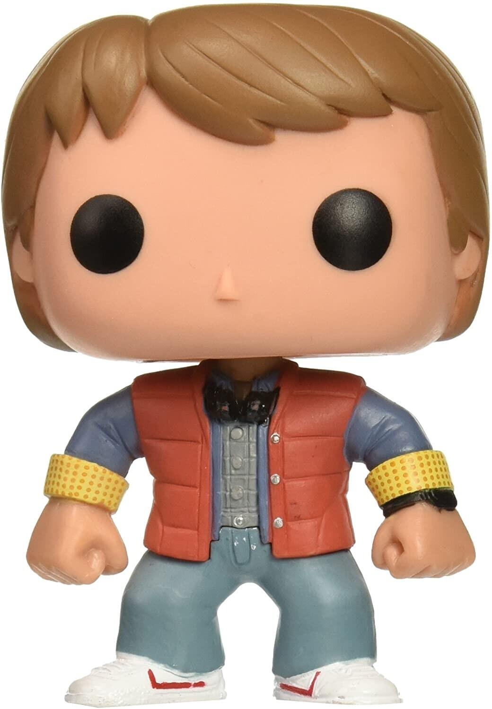 Funko Pop! Marty McFly Volver al Futuro