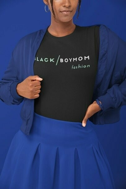 Black/BOYMOM Fashion