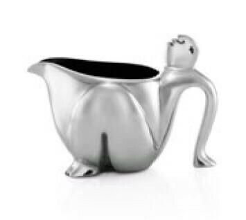 Carrol Boyes - Milk Jug 'Lap of Luxury'