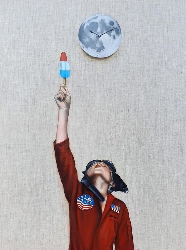 Tara Spicer - 'Moon Mission'