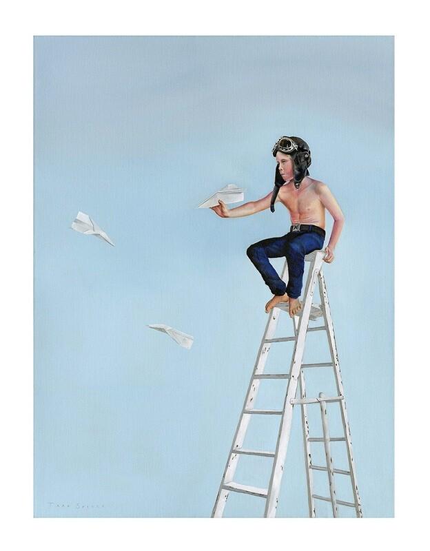 Tara Spicer - 'Young Aviator'