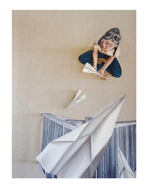 Tara Spicer - 'Flight Plan'