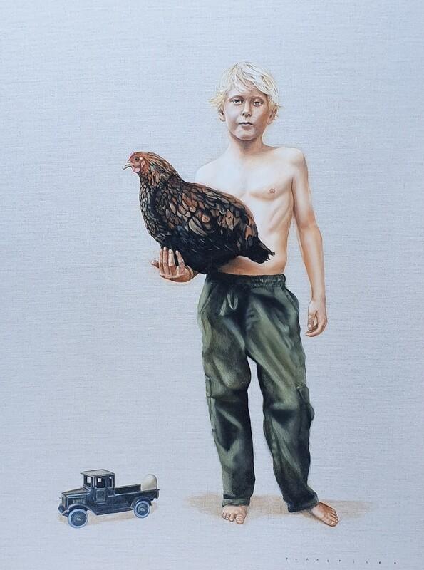 Tara Spicer - 'Have Chicken Will Travel'