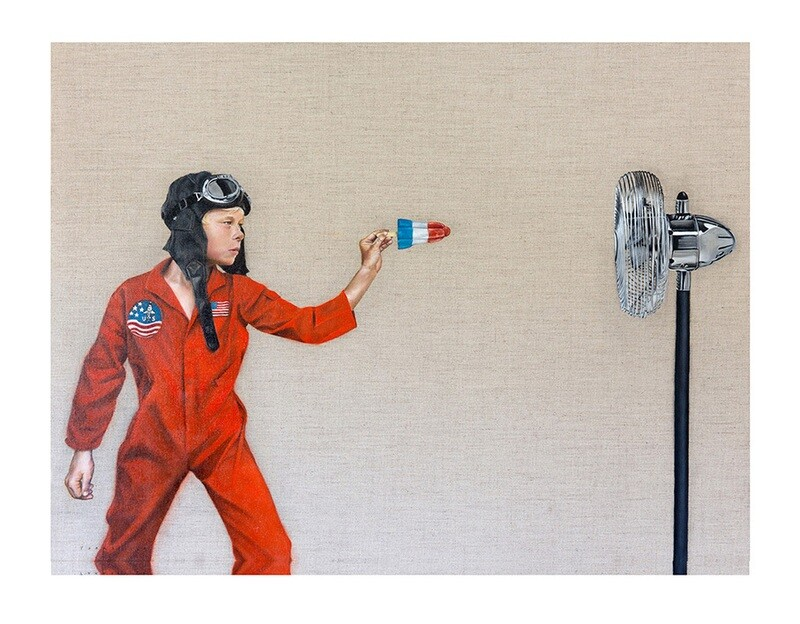 Tara Spicer - 'Rocket Man'
