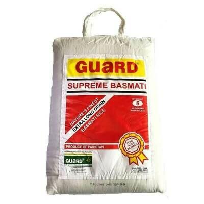 Guard Basmati Rice 5kg