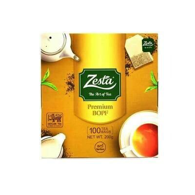 Zesta Tea Bags 100