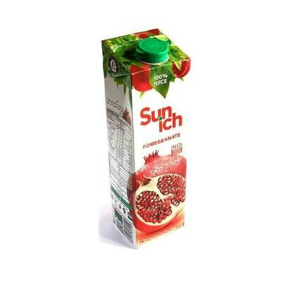 Pomegranate Juice 100% 1L