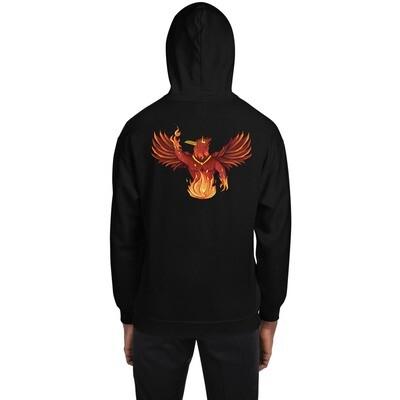 Fervent Phoenix Hoodie