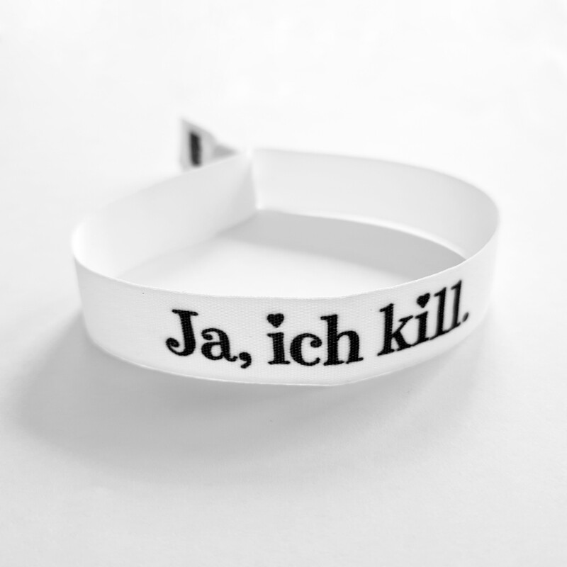 "Stateband ""Ja, ich kill."""