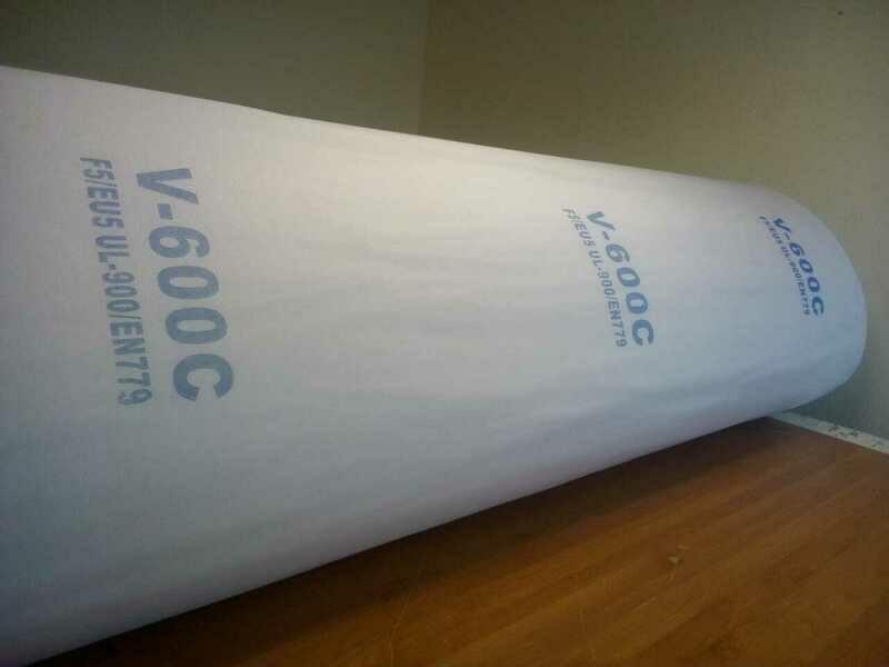 Фильтр потолочный V-600C  2х20м