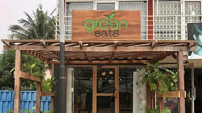 Green Eats  Bar