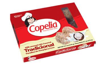 Cocadas Copelia 12 unidades