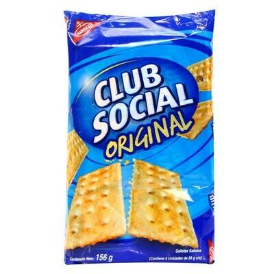 Galletas Club Social 9 unidades