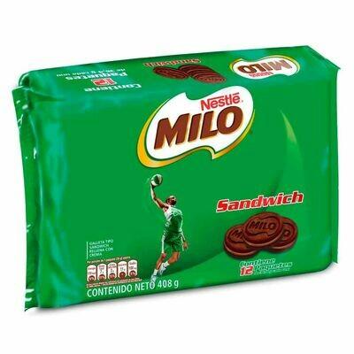 Galletas Milo 12 unidades