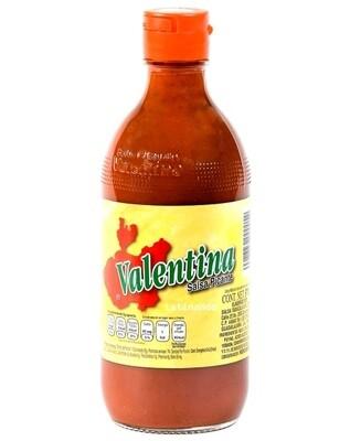 Salsa Valentina Tapa Amarilla 370ml
