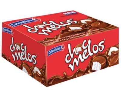 Masmelos Chocmelos Besos caja x90g