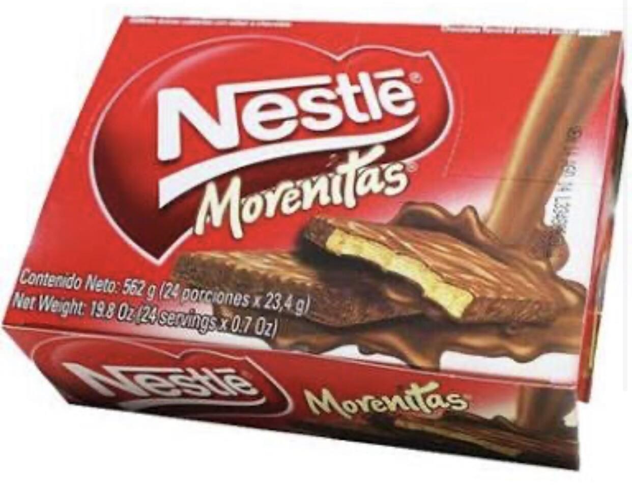 Galletas Dulces Morenitas sabor a Chocolate 210gr