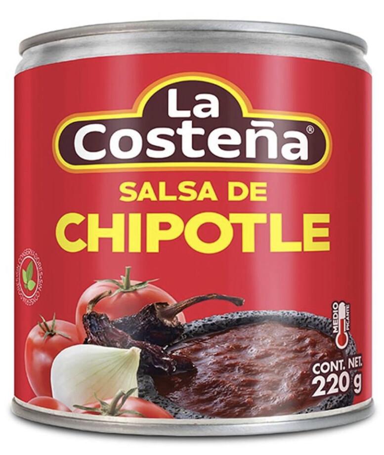 Salsa Chipotle La Costeña 220 g