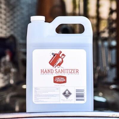 Gallon Hand Sanitizer - Case of 4 00016