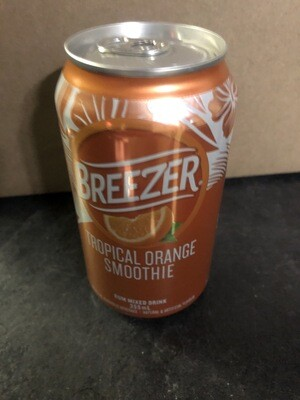 Breezer Orange Smoothie