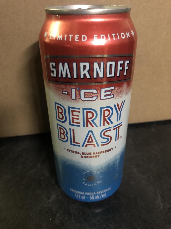 Smirnoff Berry Blast