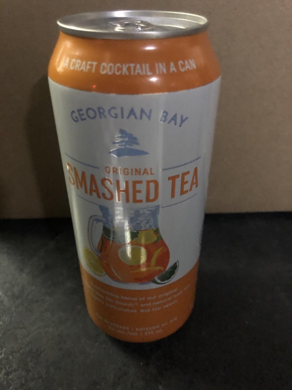 Smashed Tea