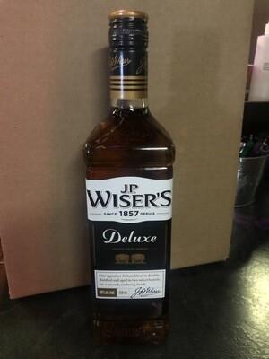 JP Wiser's Deluxe - 750 ml