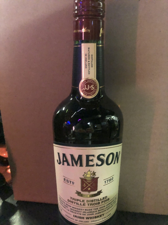 Jameson Triple Distilled - 750 Ml