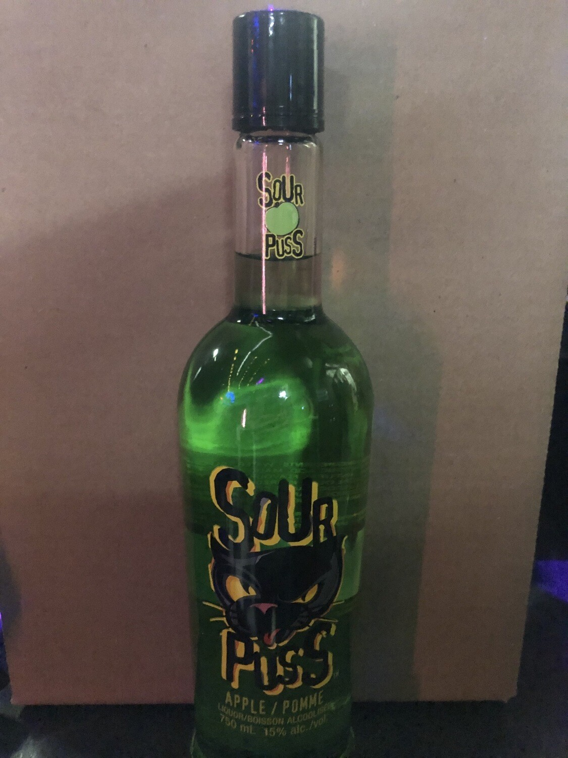 Sour Puss Apple - 750 ml