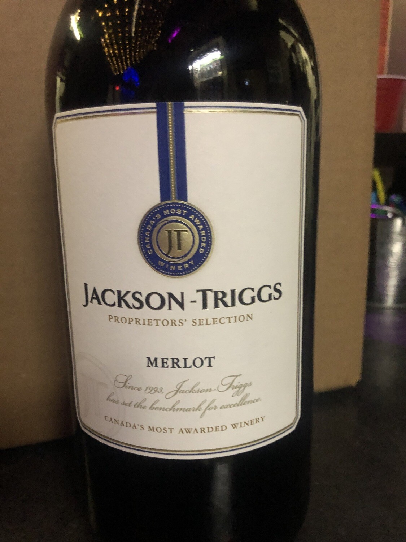 Jackson-Triggs Merlot - 1.5 L