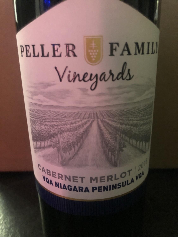 Peller Family Cabernet Merlot - 750 ml