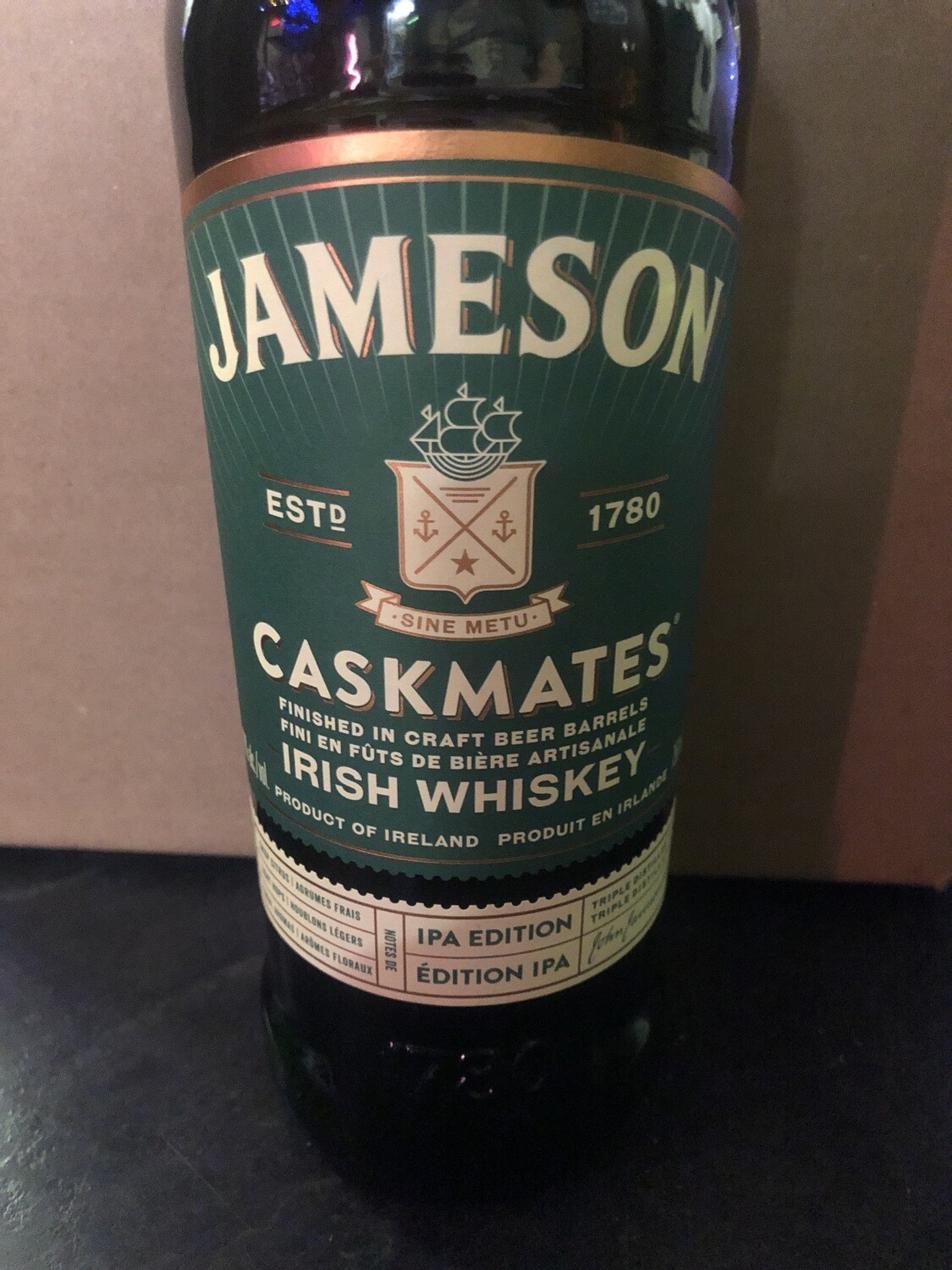 Jameson Caskmates - 750 ml
