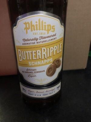 Butterripple Schnapps - 750 ml