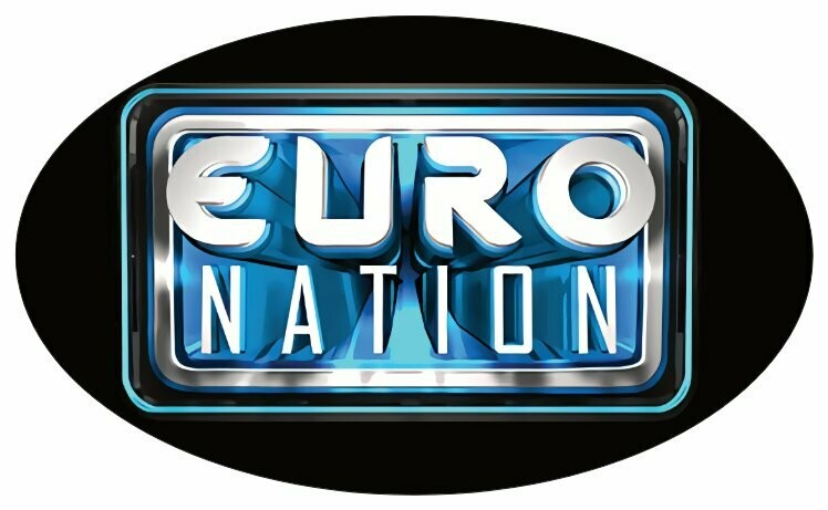 Euro Nation Bumper Decal
