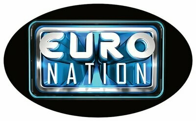 Euro Nation Bumper Decal