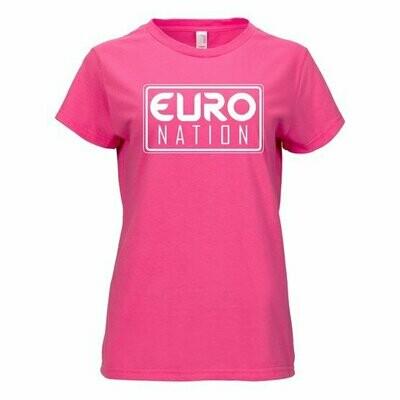 EN Women's Crew Logo T-Shirt